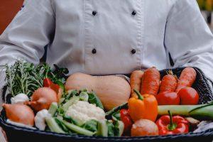 Hälsoinriktad mat till konferenser